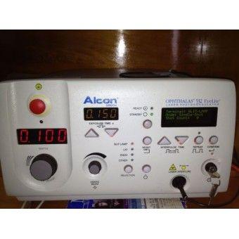 Laser Argon Alcon Ophthalas 532