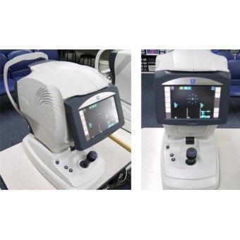 Autorefractor Keratometer Tonometer Pachymeter Nidek Tonoref III