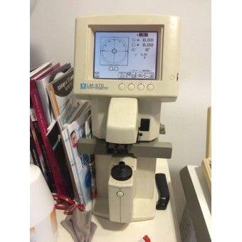 Frontifocometro automatico Nidek LM970