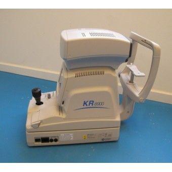 Autorefractor Keratometer Topcon Kr 8900
