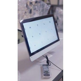 Ottotipo LCD Oftas View