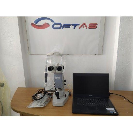 Lampada a fessura Topcon SL-4D digitalizzata
