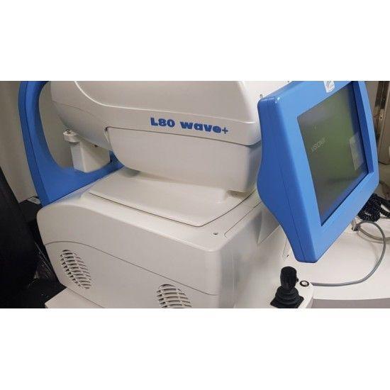 Autorefractor Keratometer Topographer Wave 80+ Visionix