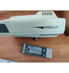 Chart Projector Magnon CP690