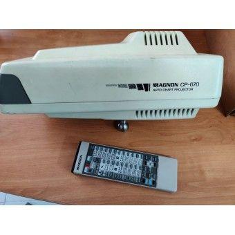 Projecteur de tests Magnon CP690