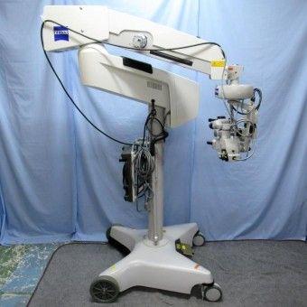 Microscopio operatorio Visu 200 Zeiss con stand S8