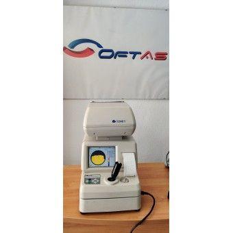 Autorefrattometro cheratometro e topografo Tomey RT6000